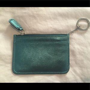 Coach Bags - NWT Coach Keychain Wallet
